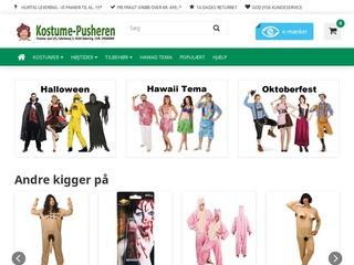 kostume-pusheren.dk