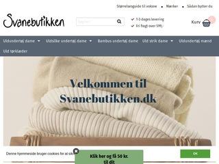 svanebutikken.dk
